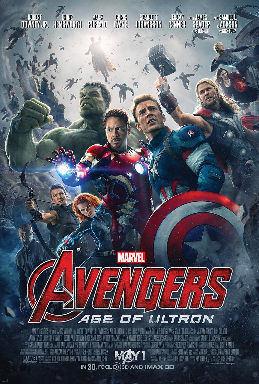 Avengers age of Ultron. A no BS review by Adam Townsend