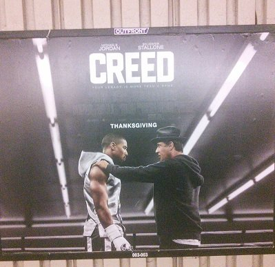 no bs movie review. Creed. Adam Townsend