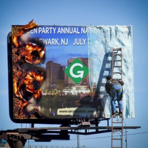 White Liberal Guilt, Black Opportunism and the Green Party